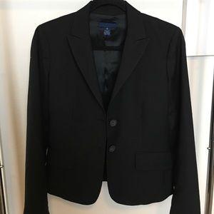 J. Crew Black Blazer Size 4.